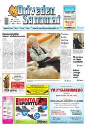 Oriveden Sanomat 10.10.2013