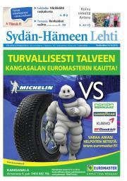 Sydän-Hämeen Lehti 16.10.2013