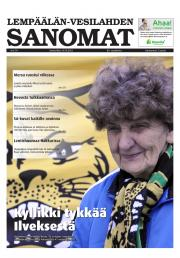 Lempäälän-Vesilahden Sanomat 16.10.2013