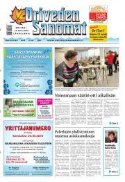 Oriveden Sanomat 22.10.2013