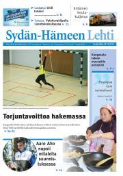 Sydän-Hämeen Lehti 23.10.2013