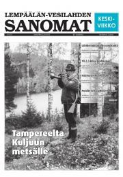 Lempäälän-Vesilahden Sanomat 23.10.2013