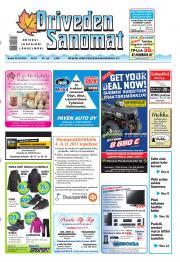 Oriveden Sanomat 24.10.2013