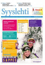 Sydän-Hämeen Lehti 30.10.2013