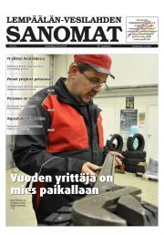 Lempäälän-Vesilahden Sanomat 30.10.2013