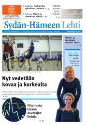 Sydän-Hämeen Lehti 06.11.2013