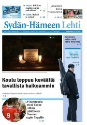 Sydän-Hämeen Lehti 13.11.2013