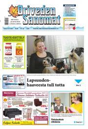 Oriveden Sanomat 14.11.2013