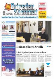 Oriveden Sanomat 19.11.2013