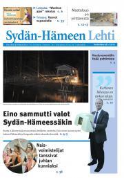 Sydän-Hämeen Lehti 20.11.2013