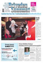 Oriveden Sanomat 26.11.2013