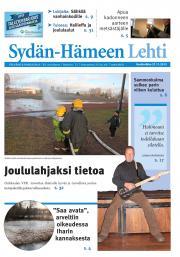 Sydän-Hämeen Lehti 27.11.2013