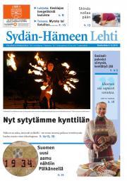 Sydän-Hämeen Lehti 04.12.2013