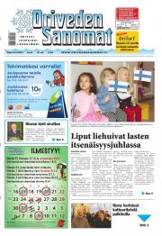 Oriveden Sanomat 10.12.2013