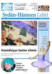 Sydän-Hämeen Lehti 11.12.2013