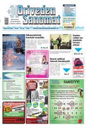 Oriveden Sanomat 12.12.2013