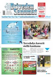 Oriveden Sanomat 17.12.2013