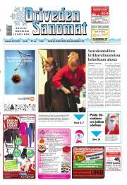 Oriveden Sanomat 20.12.2013