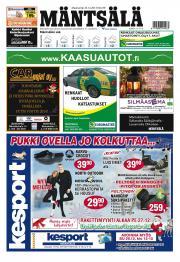 Mäntsälä-lehti