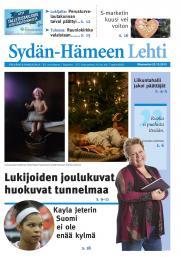 Sydän-Hämeen Lehti 23.12.2013