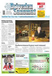 Oriveden Sanomat 31.12.2013