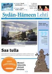 Sydän-Hämeen Lehti 02.01.2014