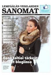 Lempäälän-Vesilahden Sanomat 08.01.2014