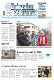 Oriveden Sanomat 09.01.2014