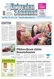 Oriveden Sanomat 14.01.2014