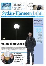 Sydän-Hämeen Lehti 15.01.2014