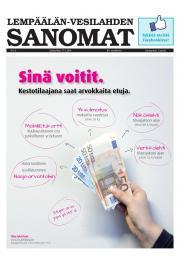 Lempäälän-Vesilahden Sanomat 15.01.2014