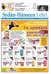 Sydän-Hämeen Lehti 22.01.2014