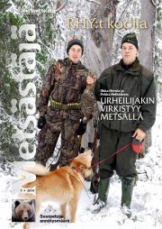 Metsästäjä
