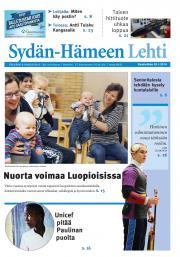 Sydän-Hämeen Lehti 29.01.2014