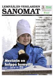 Lempäälän-Vesilahden Sanomat 29.01.2014