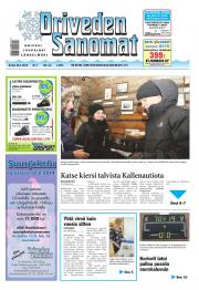Oriveden Sanomat 30.01.2014