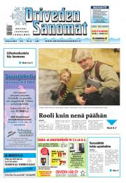 Oriveden Sanomat 06.02.2014