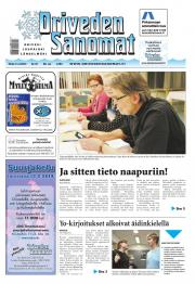 Oriveden Sanomat 11.02.2014