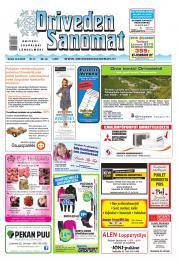 Oriveden Sanomat 13.02.2014