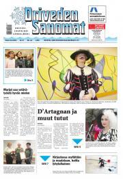 Oriveden Sanomat 18.02.2014