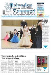 Oriveden Sanomat 20.02.2014