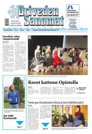 Oriveden Sanomat 25.02.2014