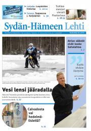 Sydän-Hämeen Lehti 26.02.2014