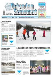 Oriveden Sanomat 27.02.2014