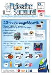 Oriveden Sanomat 04.03.2014