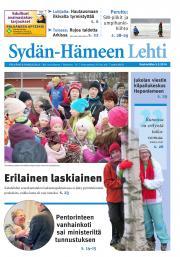 Sydän-Hämeen Lehti 05.03.2014