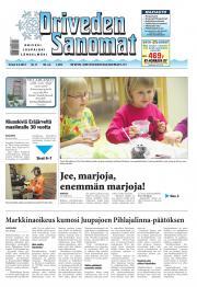 Oriveden Sanomat 06.03.2014