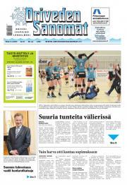 Oriveden Sanomat 11.03.2014