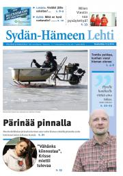 Sydän-Hämeen Lehti 12.03.2014