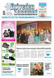 Oriveden Sanomat 13.03.2014
